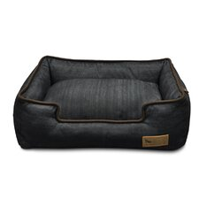 <strong>P.L.A.Y.</strong> Original Denim Lounge Dog Sofa