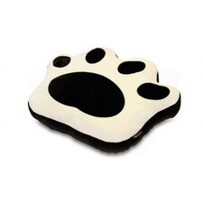 Big Foot Dog Pillow