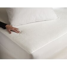 Micro Plush™ Watereproof Mattress Protector with Mico-Velour Luxury