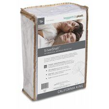 LPHC Silvershell Cotton-Toweling Mattress Protector