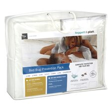 Bed Bug Prevention Polyester Pack Bundle Plus