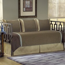 <strong>Southern Textiles</strong> Stockton Ensemble 5 Piece Daybed Set
