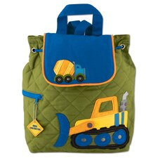 <strong>Stephen Joseph</strong> Construction Quilted Backpack