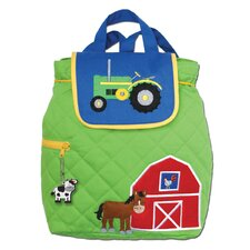 Farm Quilted Backpack