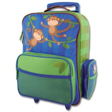 <strong>Stephen Joseph</strong> Monkey Rolling Luggage