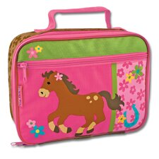 Girl Horse Lunchbox