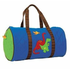 Dinosaur Quilted Duffle
