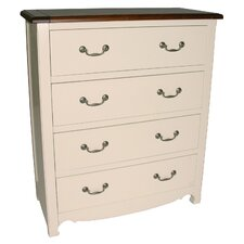 Limoges 4 Drawer Chest