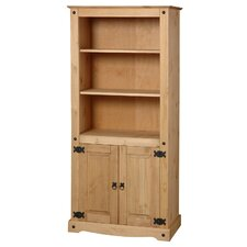 <strong>Wiseaction</strong> Corona Premium 2 Door Bookcase