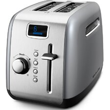 <strong>KitchenAid</strong> 2-Slice Toaster with LCD Display