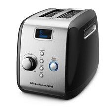 2-Slice Toaster with Motorized Lift