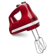 Ultra Power Series 5-Speed Slide Control Hand Mixer