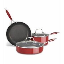 Aluminum Nonstick 5-Piece Cookware Set