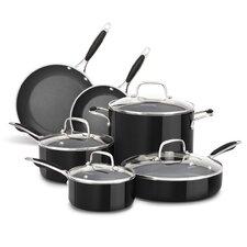 Aluminum Nonstick 10 Piece Cookware Set