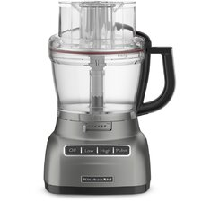 <strong>KitchenAid</strong> 13 Cup Food Processor with Mini Bowl