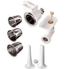 <strong>KitchenAid</strong> Stand Mixer Attachment Pack with Sausage Stuffer Kit