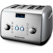 4-Slice Motorized Lift Toaster