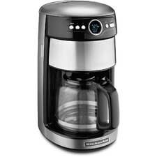 <strong>KitchenAid</strong> Programmable Coffee Maker with Glass Carafe