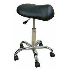 <strong>Oakworks</strong> Professional Saddle Stool