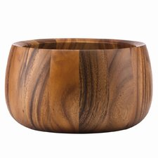 "Wood Classics 10"" Tulip Salad Bowl"