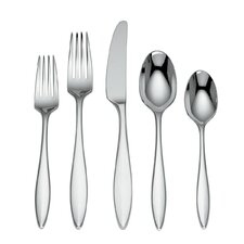 Nya 5 Piece Plate Ace Flatware Set