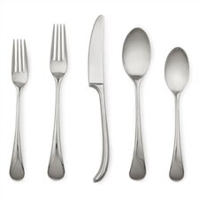 <strong>Dansk</strong> Torun 5 Piece Dinner Flatware Set