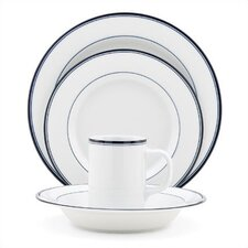 <strong>Dansk</strong> Concerto Allegro Blue Dinnerware Set