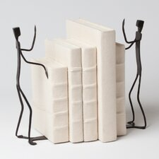 <strong>Studio A</strong> Shadow Book Ends (Set of 2)