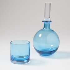 Lab Bedside Carafe with Glass
