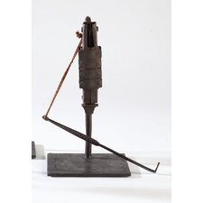 <strong>Studio A</strong> Choras Antique Lock on Stand Figurine