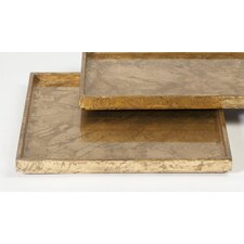 Leaf Plateau Tray
