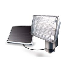 Solar Powered 80 LED Solar Security Light