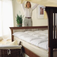 Goose Feather Bed Mattress Enhancer