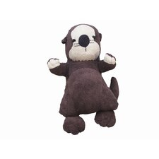 Endangered Species Sea Otter Toy in Brown
