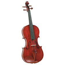 Cremona Maestro First Violin Outfit with Two Piece Back