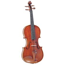 Cremona Maestro First Violin Outfit with One Piece Back
