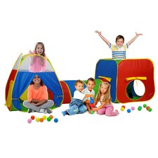Multiplex Play Set with 24 Balls