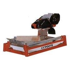 "1.5 HP 10"" Blade Capacity Dry and Wet Tile Saw"