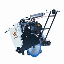 "<strong>Diamond Products</strong> 35 HP 26"" Blade Capacity Gas Dry and Wet Self-Propelled Walk Behind Saw"