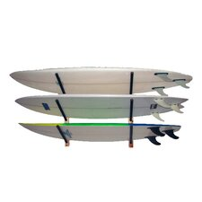 Del Sol Racks Surfboard Storage 3 Space Angle