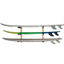 Del Sol Racks Surfboard Storage 3 Space Level