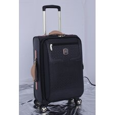 "Frosted 21"" Spinner Suitcase"