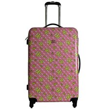 "Kiss Me 29"" Hardsided Spinner Suitcase"