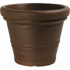 Endura Siena Round Pot Planter