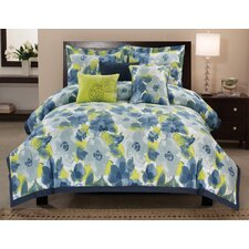 Greenwich 6 Piece Comforter Set