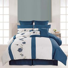 Saratoga 8 Piece Comforter Set