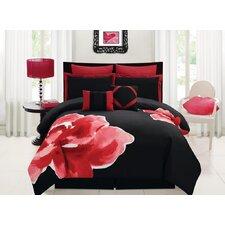 EnBloom 8 Piece Comforter Set