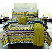 Morroco 6 Piece Comforter Set