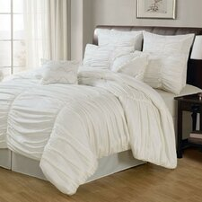 <strong>Luxury Home</strong> Danielle 8 Piece Comforter Set