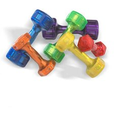 Weight Dumbbell Urethane Coated Aerobic (Set of 2)